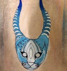 rabbit-horns