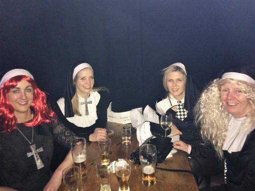 L-R: Julie, Noelle, Lisa, Mary