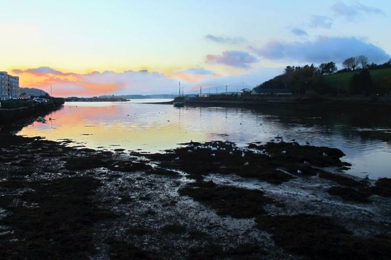 estuary, bantry, ireland